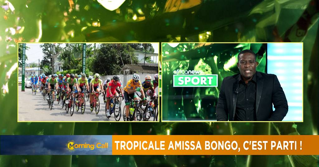 Cycling: Tropical Amissa Bongo tour kicks off
