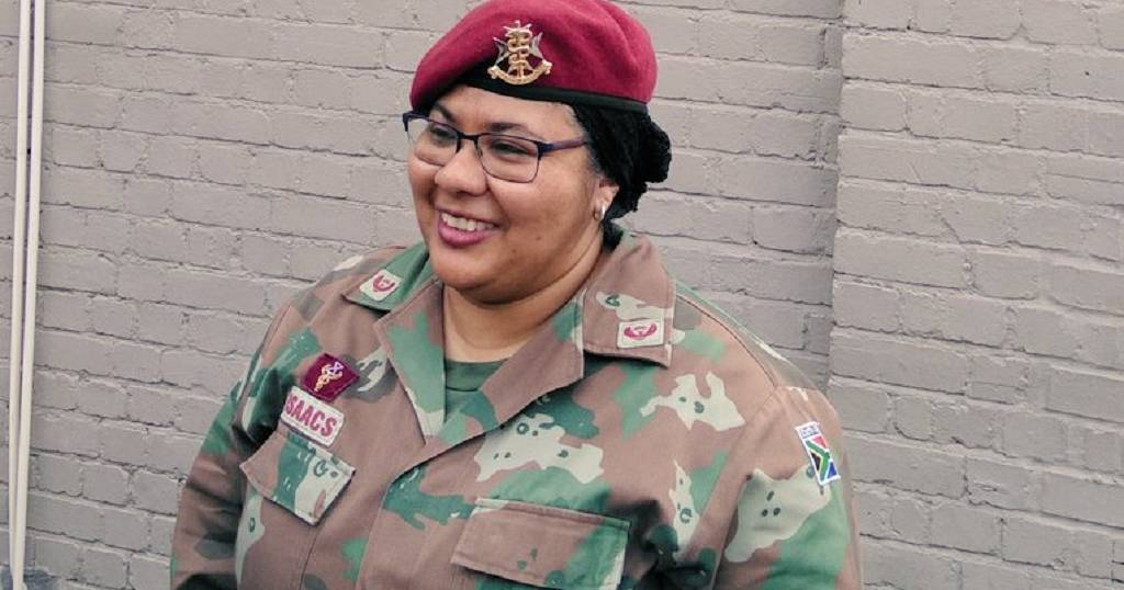 South African military court drops case against hijab-wearing Major