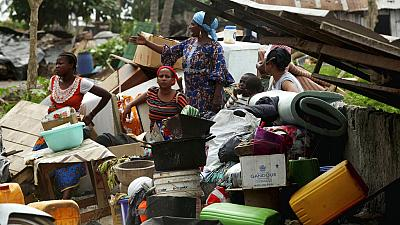 Ivory Coast clears houses close to airport after deadly stowaway incident