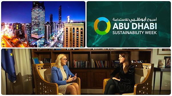 Global energy demand debated at Abu Dhabi Sustainability Week