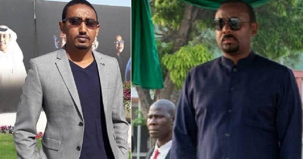 Ethiopian journalist seeks asylum in UK, jabs touted press freedom
