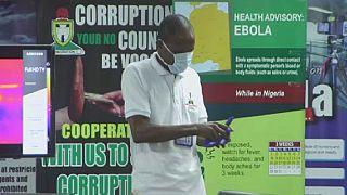 Coronavirus : des contrôles à l'aéroport de Lagos
