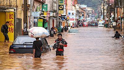 Madagascar : 26 morts et 15 disparus après de fortes pluies