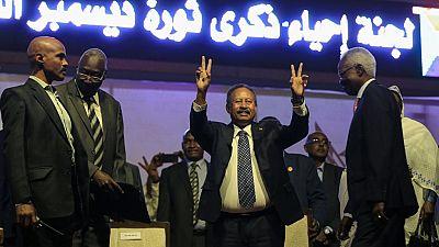 Protocole d'accord entre des rébellions soudanaises et Khartoum