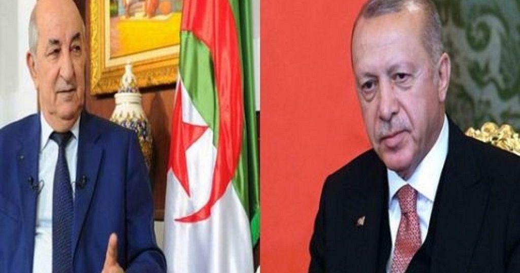 Libye et coopération économique : Erdogan à Alger