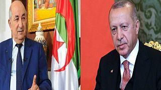 Libye et coopération économique: Erdogan à Alger