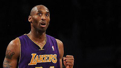 World mourns NBA star Kobe Bryant, daughter following chopper crash