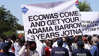 Gambie : le gouvernement durcit le ton et menace face à la contestation anti-présidentielle