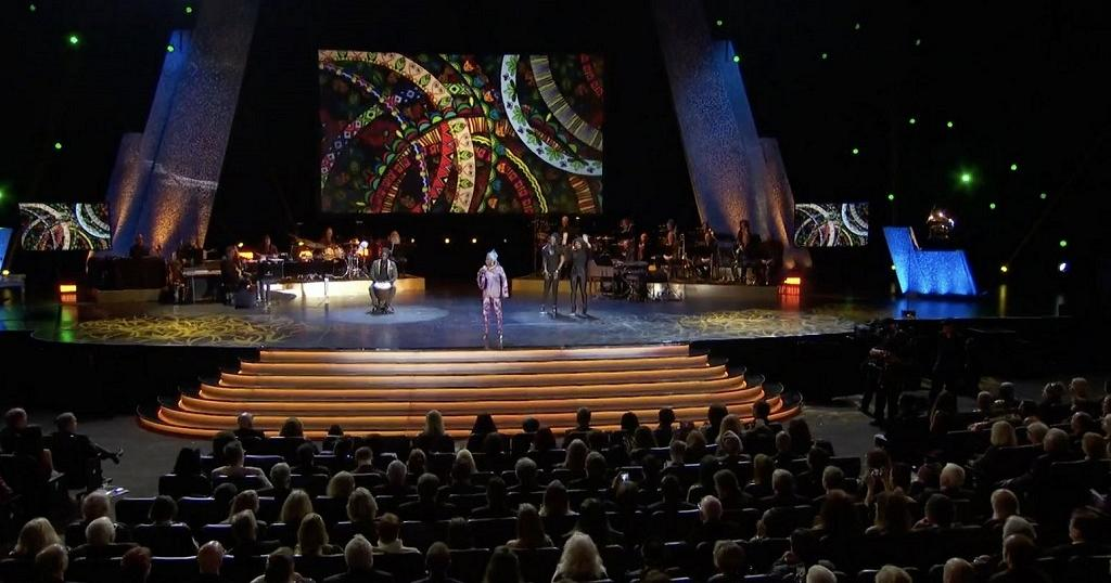 Angélique Kidjo brings true Spirit of Africa to the Grammys