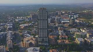 South Africa's tallest edifice takes shape