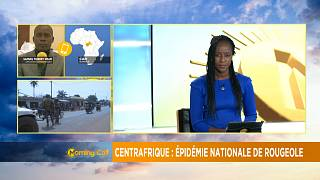 Central African Republic declares Measles national epidemic [Morning Call]