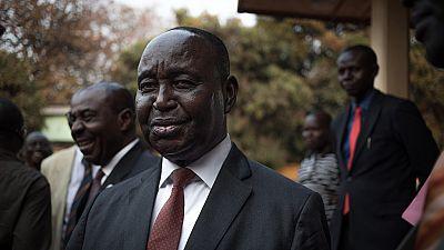 """Présidentielle en Centrafrique : """"rien ne m'empêche d'être candidat"""" (ex-président Bozizé)"""
