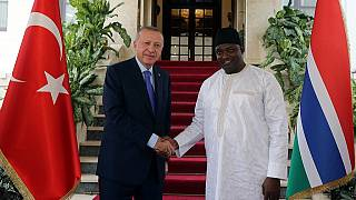 Erdogan in Africa: From Algeria to The Gambia, final stop Senegal