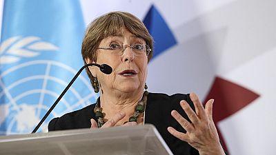 RDC : l'appel de Bachelet (ONU) à l'Etat pour le respect des droits humains