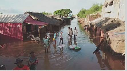 Torrential rain triggers flooding in Madagascar [No Comment]