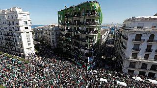 """Algérie : la répression du """"Hirak"""" se poursuit depuis la présidentielle (HRW)"""