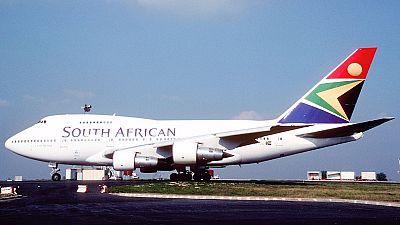 Afrique du Sud : une banque publique vient au secours de la South African Airways