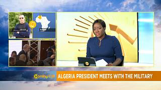 Algeria president holds meeting with military officials [Morning Call]