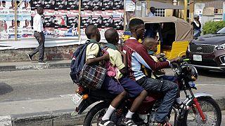 Nigerians flog state govt despite efforts to ease motorbike ban