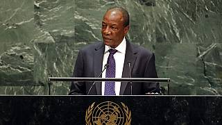 'No one tells Guinea what to do' - Conde warns foreign meddlers