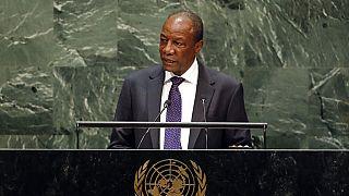 En réponse aux critiques, Alpha Condé réaffirme la souveraineté de la Guinée