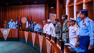 'Resign or be fired!': Nigeria lawmakers jab security chiefs over insecurity