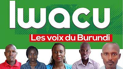 Burundi : quatre journalistes condamnés à deux ans et demi de prison