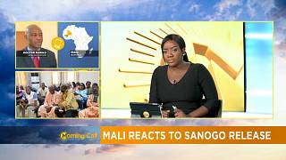 Mali human rights activists outraged over release of coup leader Amadou Sanogo [Morning Call]
