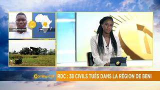 38 killed in new rebel attacks in eastern DRC [Morning Call]