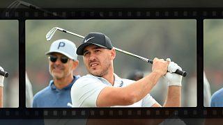 Abu Dhabi HSBC Championship : rencontre avec le n°1 mondial de golf, Brooks Koepka