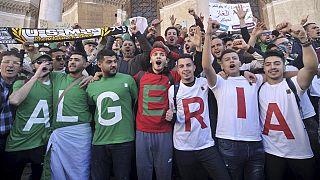 Algérie: foule compacte lors de la 50e manifestation contre le régime