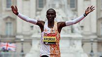 Kipchoge to lead Kenya for 2020 Olympic Games