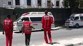 Somalia's free ambulance appeals for $6,454 to clear impounded vehicles