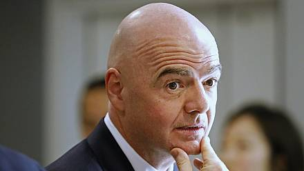AFCON must be played every 4 years for 'more impact' - FIFA president