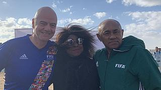 FIFA says Samoura's 6-month CAF mission 'successfully completed'