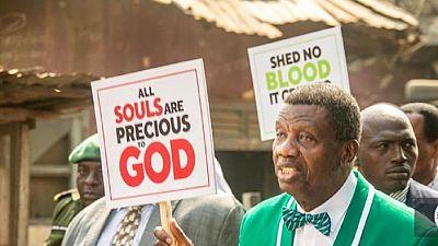 Nigeria : des églises évangéliques mobilisées contre l'insécurité