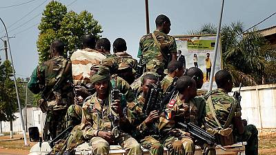 Sud de la Centrafrique : les Casques bleus font reculer un groupe armé
