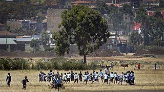 Kenya stampede kills 13 primary school kids