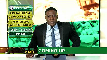 FIFA to lure CAF on Afcon frequency