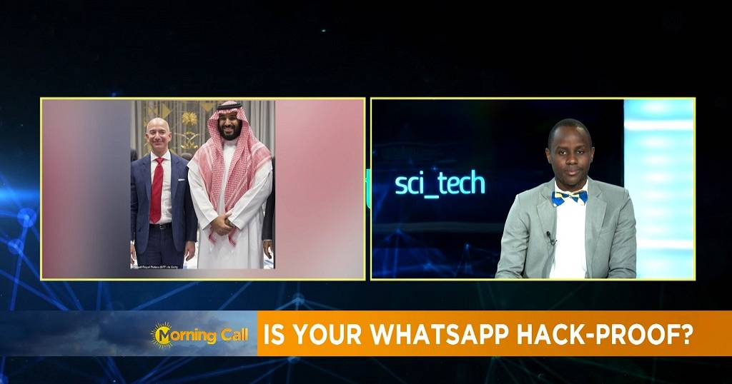 Here's how to secure your data on WhatsApp [SciTech] | Africanews