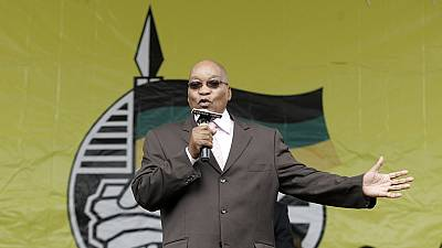 South Africa's ex-president must prove he is ill or be arrested