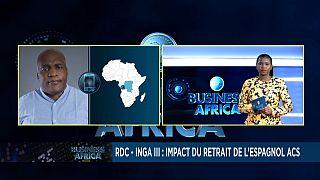 RDC- INGA III : impact du retrait de l'Espagnol ACS [Business Africa]