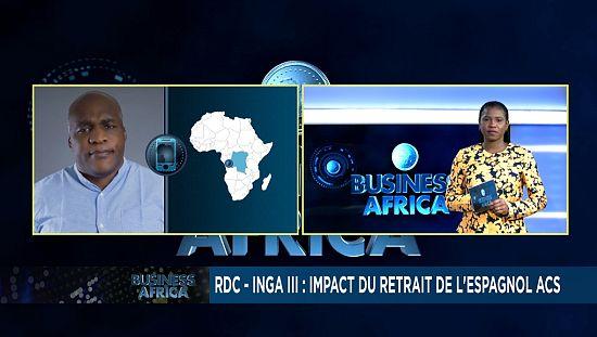 DRC - INGA III: Impact of Spanish ACS withdrawal [Business Africa]