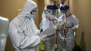 Coronavirus: China issues 'urgent' appeal for protective medical equipment [No Comment]