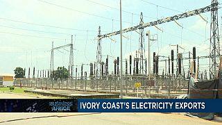 Côte d'Ivoire : exportation d'électricité [Business Africa]