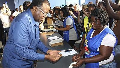 Namibia court upholds president Geingob's election victory