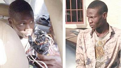Nigeria's failed church bomber is Christian, father affirms