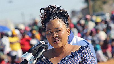 Lesotho : libération sous caution de l'épouse du Premier ministre accusée de meurtre