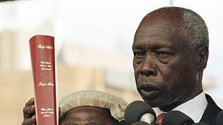 Kenya : les obsèques nationales de l'ancien président Moi auront lieu mardi