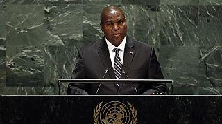 Centrafrique : le président Touadéra appelle à plus de fermeté contre les groupes armés
